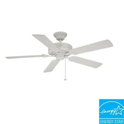 hton bay ceiling fan customer service hton bay farmington 52 in white ceiling fan b552qi wh