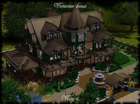 Free House Blueprints And Plans lots by visty6 custom content caboodle
