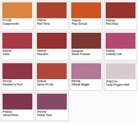 ici paint color chart malaysia ideas newcolourchart09 jpg photo by 8910trevor photobucket