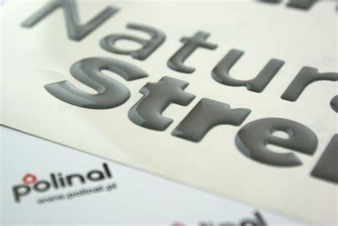 Buchstaben Aufkleber 5mm by 3d Doming Etiketten Buchstaben