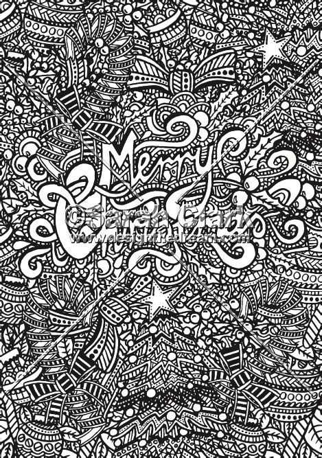 christmas coloring book    etsy