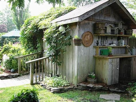 potting shed interior with rustic country design idea 16 best images about garden shed on pinterest gardens