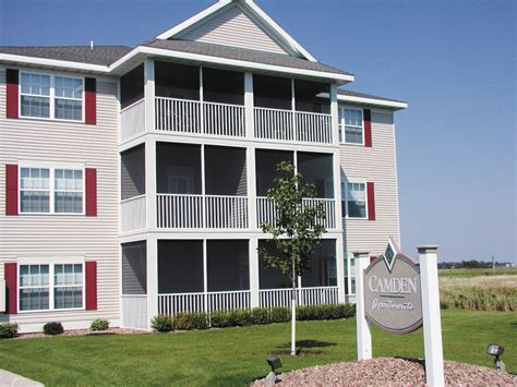 Camden Appartments by Camden Apartments Sauk Rapids Mn Apartment Finder