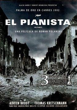 pelicula el pianista ver pel 237 cula el pianista online latino 2002 gratis vk