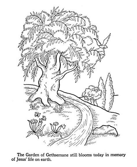 coloring pages jesus in gethsemane 30 best jesus garden of gethsemane images on pinterest