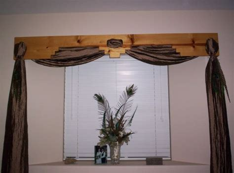 Rustic Cornice Board 17 Best Images About Western Window Treatments On