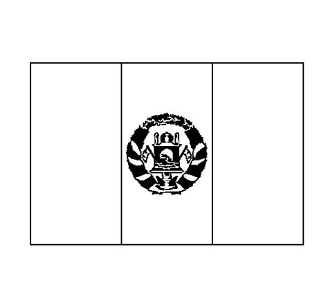 Afghanistan Coloring Page Coloringcrew Com Afghanistan Flag Coloring Page