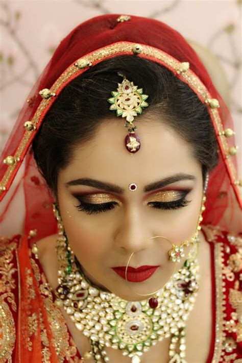 best bridal makeup in delhi vidya tikari makeup artist best bridal makeup artist in delhi 2016 makeup vidalondon