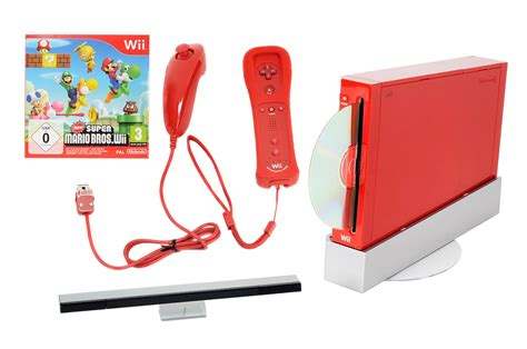nintendo wii console new consoles wii nintendo wii new mario bros wii
