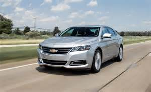 2014 Chevrolet Impala Problems Car And Driver