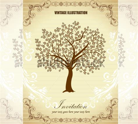 32 family reunion invitation templates free psd vector