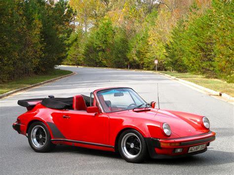 porsche 911 convertible 1980 image gallery 1980 porsche 911 turbo
