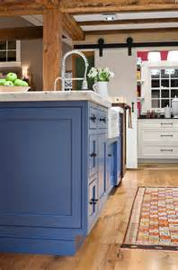 Painted Kitchen Islands Interior Design Ideas Home Bunch Interior Design Ideas