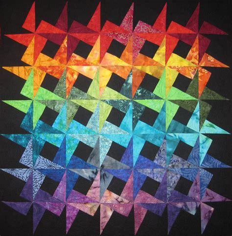quilt pattern rainbow quilt inspiration look to the rainbow