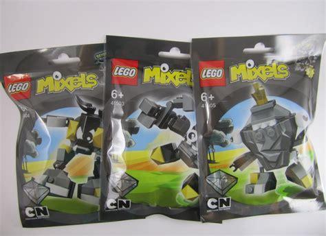 Lego Mixels 1 review lego mixels cragsters tribe