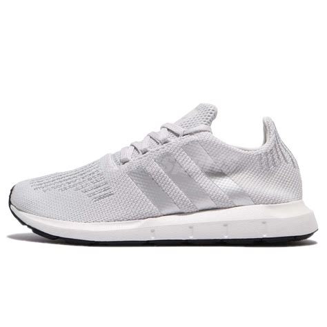 Adidas Grey Made In adidas originals run w grey silver running