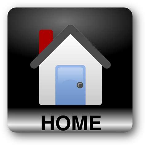 square home text black clip at clker vector clip