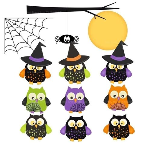 free printable halloween owl cute owl graphics cliparts co