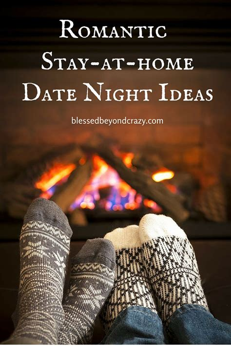 planning a romantic evening at home romantic ideas for him at home