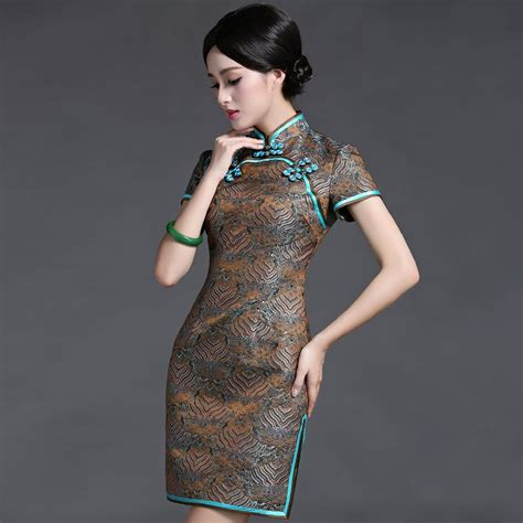 Dress Cheongsam Style best 25 cheongsam modern ideas on
