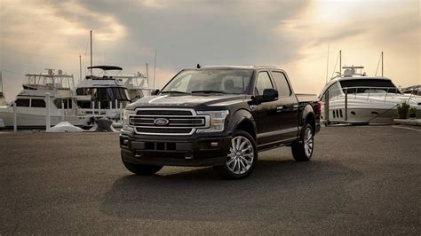 2019 Ford 150 Truck by 2019 Ford F 150 Limited Gains 450 Hp Ecoboost V6 Engine