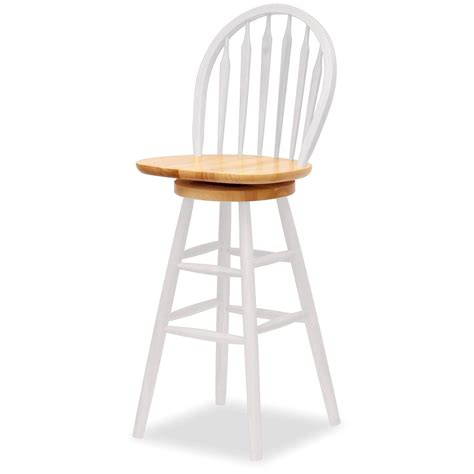 Winsome Bar Stools by Winsome White 30 Quot Bar Stool 151010 Kitchen Dining At Sportsman S Guide