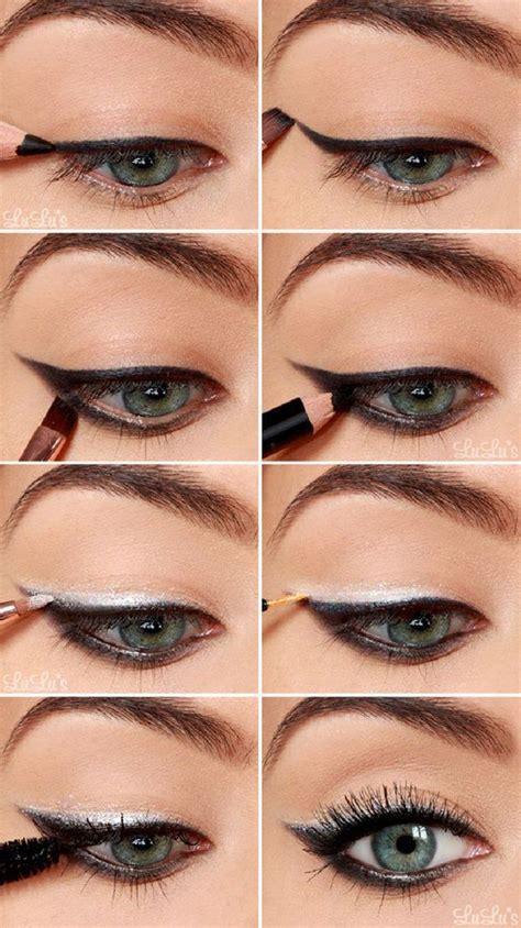 tutorial wardah eyeshadow seri d 25 melhores ideias sobre delineador roxo no pinterest