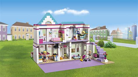 lego friends house klocki lego friends dla dziewczynek instrukcje do