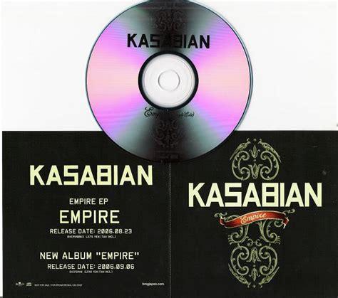 Cd Import Kasabian Empire Kasabian Empire Records Lps Vinyl And Cds Musicstack