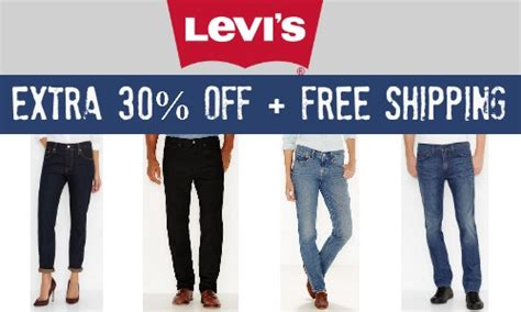 Levis Coupon Printable