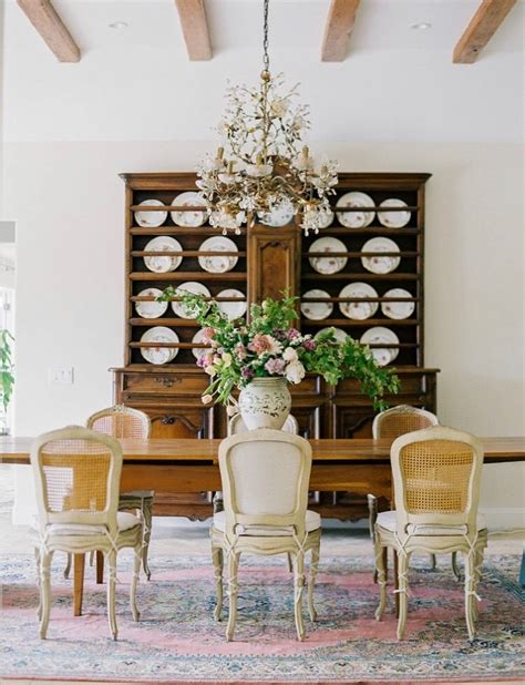 pin  lauren moore  dining french country kitchens