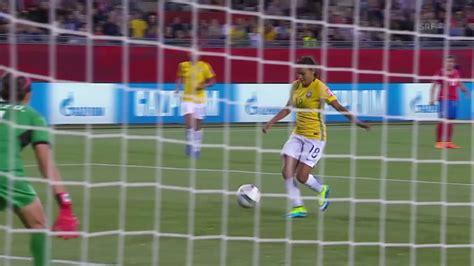 Brasilien Gegen Costa Rica Fifa Frauen Wm 2015 Spanien Und Costa Rica Fahren Nach