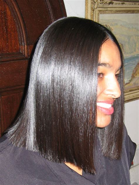 japanese thermal straightening black hair japanese hair straightening thermal reconditioning by matt