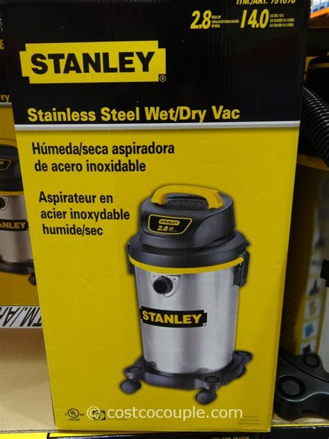 Black Kitchen Canister Set by Stanley Stainless Steel Wet Dry Vacuum