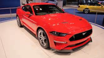 new cars that look like cars 2018 ford mustang preview