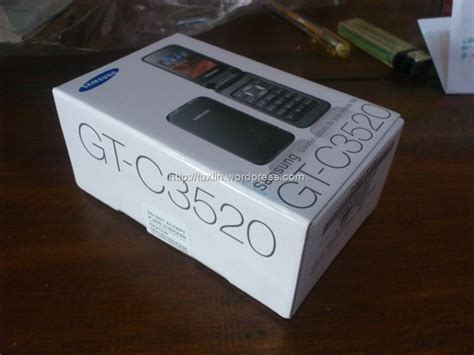 Harga Samsung C3520 samsung c3520 citrus ponsel lipat yang kini hir punah