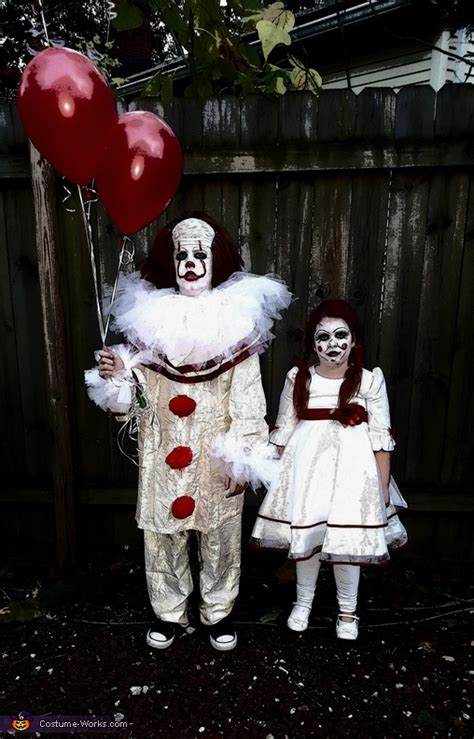 pennywise  annabelle costume diy costumes