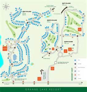 map of orange lake resort florida orange lake resort map orlando florida
