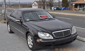 2000 mercedes s class information and photos
