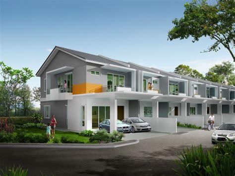 Saujana Residency Floor Plan by Pearl Impian Double Storey Terrace Introduction