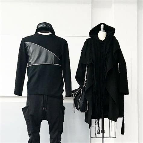 black clothing black dope clothing klazzy magazine showcasing independent streetwear designers