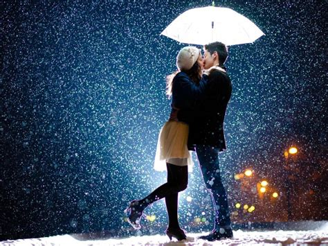 couple wallpaper with rain couple love in rain hd wallpaper 2845
