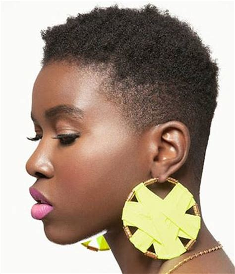 tapped hair cut for over 5o tapered haircuts for black women over 50 short hairstyle