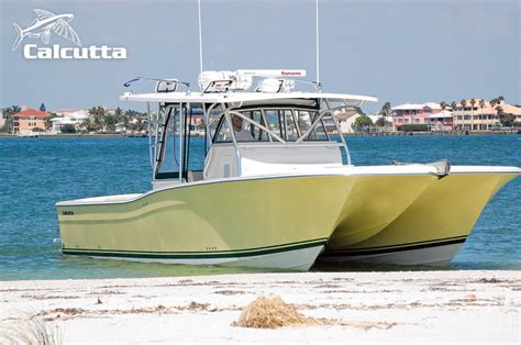 calcutta 390 offshore fishing catamaran boat - Calcutta Catamaran Boats For Sale