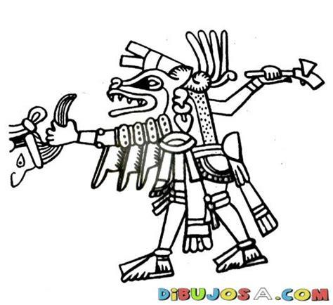 mayas imagenes dibujos decapitacion maya para colorear colorear mayas