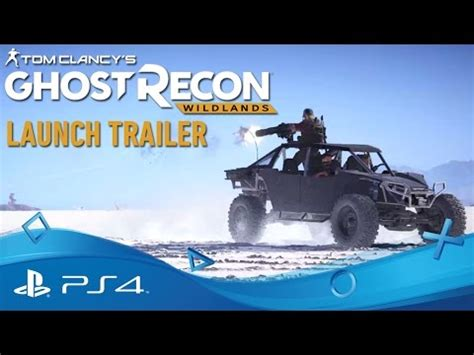 Ps4 Tom Clancy S Ghost Recon Wildlands Reg 3 Limited tom clancy s ghost recon wildlands ps4 playstation