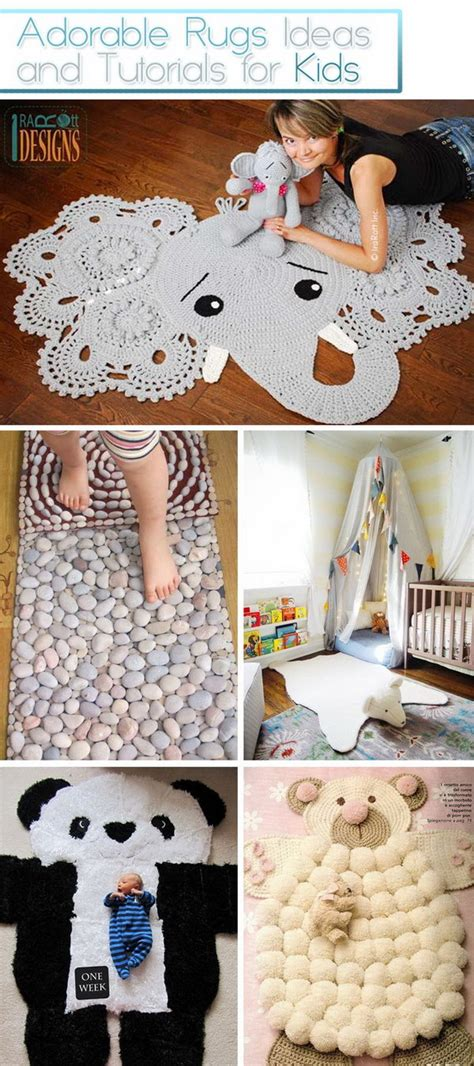 diy bedroom rug adorable rugs ideas and tutorials for kids