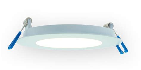 thin led lights thin recessed led lighting fixture 4 inch 9w