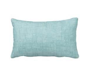 decorative throw pillows sofa light blue pillows solid blue