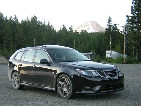 2008 saab turbo x sportcombi review autosavant autosavant